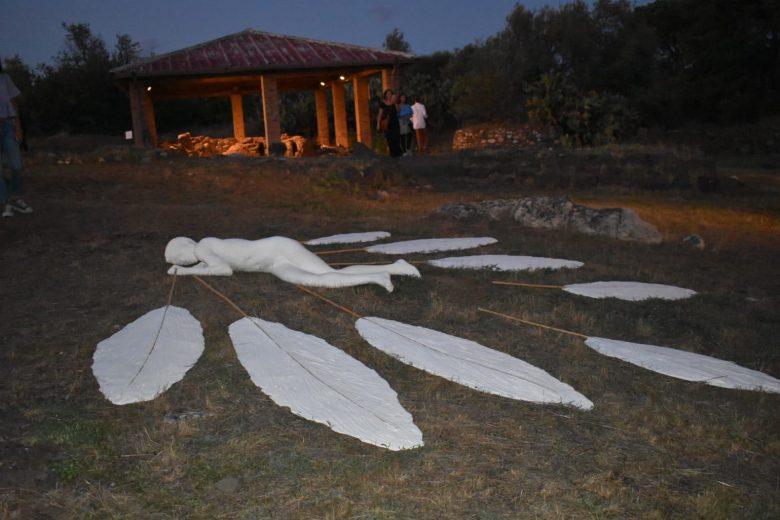 """""""Terre in moto"""", una mostra al Parco Archeologico di Giardini Naxos"""