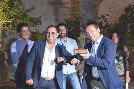 Nero d'Avola, la cantina Di Prima vince il premio 'Terre Sicane Wine fest'