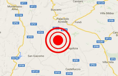 Forte terremoto nel Siracusano, la scossa avvertita a Palazzolo, Floridia e Solarino