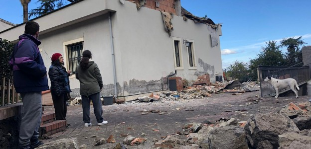 Terremoto, 100 sgomberi a Zafferana: ancora scosse