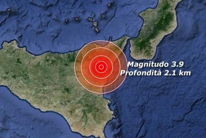 Sciame sismico scuote l'Etna, terremoto avvertito a Milo e Sant'Alfio