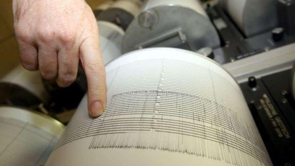 Scossa di terremoto di magnitudo 2.9 a Sant'Agata Li Battiati