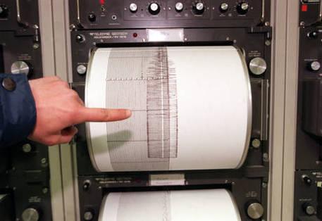 Scossa di terremoto nello Stretto di Messina: 2.9