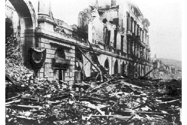 Anniversario del terremoto, commemorazioni a Messina