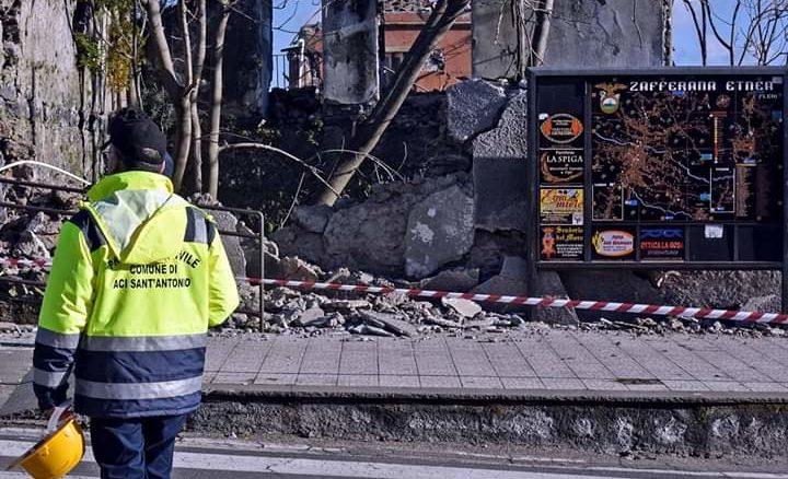 Terremoto Catania, Opera Diocesana offre 45 posti letto agli sfollati