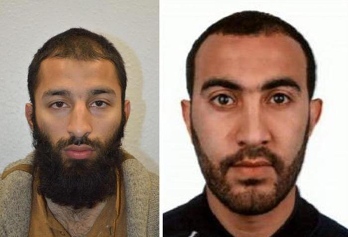 Londra, diffusi nomi e volti dei due terroristi