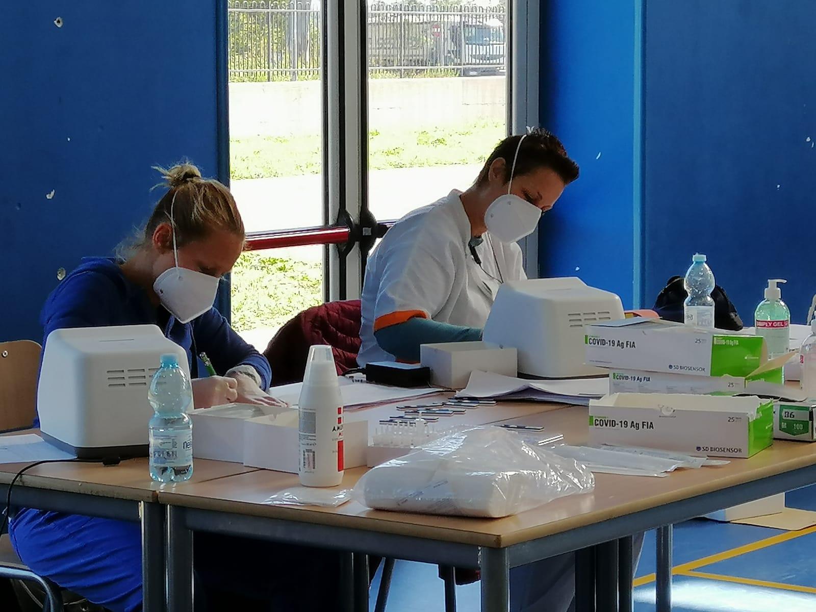La Regione cerca volontari per lo screening anti - Covid