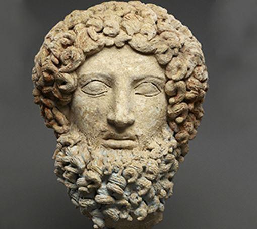 """Archeologia, riportata a Enna la """"Testa di Ade"""""""