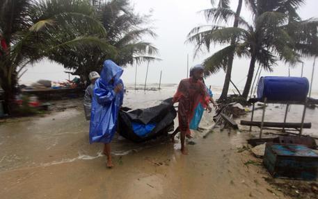 Thailandia, tempeste su villaggi costieri e località turistiche