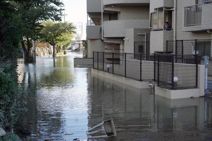 Tifone Hagibis in Giappone, i morti salgono  a dieci: 16 le persone disperse