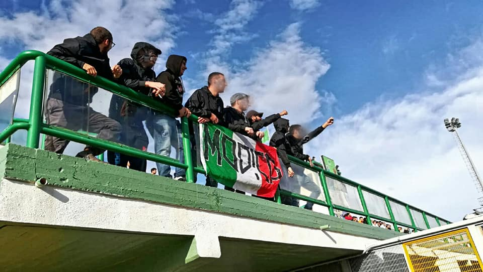 Il Questore di Siracusa emette un Daspo per la gara fra RG e Modica