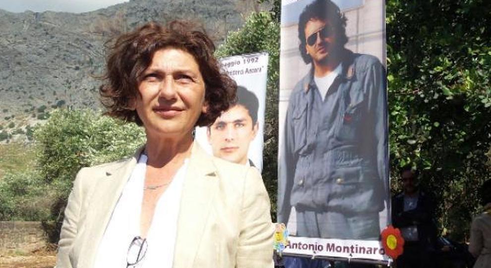 Giornata Tricolore a Custonaci: premio per la cultura della legalità a Tina Montinaro