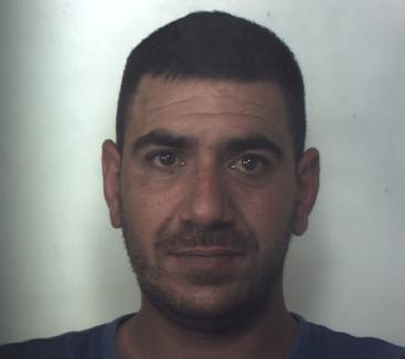 Siracusa, custodia cautelare in carcere per un presunto ladro
