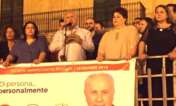 """Sindaco di Rosolini, respinto il ricorso di Di Rosolini: """"Motivazione ridicola"""""""