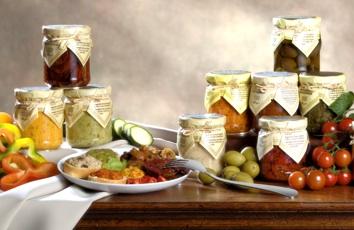 Uno stand di Sambuca di Sicilia in Lituania per far conoscere i prodotti tipici
