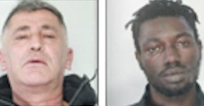 Catania, due arresti per droga: sequestrati 100 grammi di