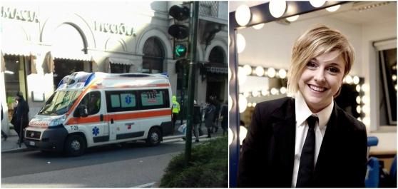 Nadia Toffa colta da malore a Trieste, è grave in ospedale