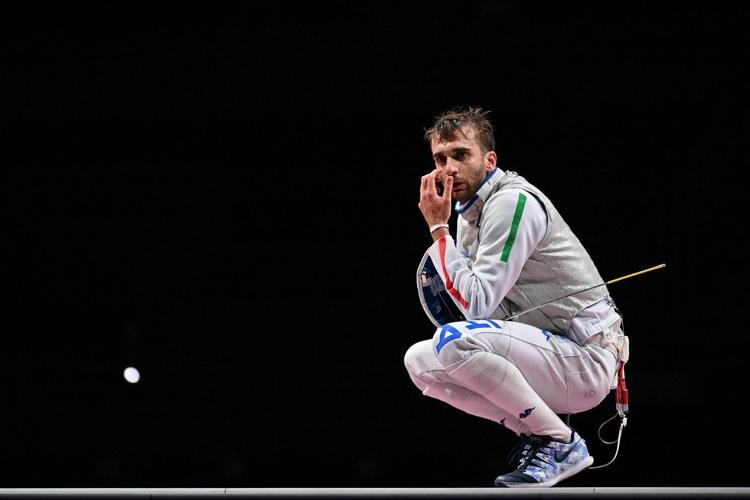 Scherma, per l'acese Daniele Garozzo solo l'argento nel fioretto a Tokio