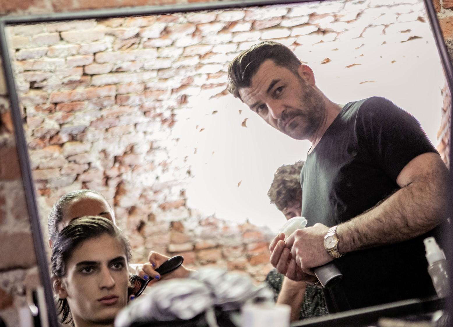 Settimana della moda a Milano, due appuntamenti per l'hairstylist Toni Pellegrino