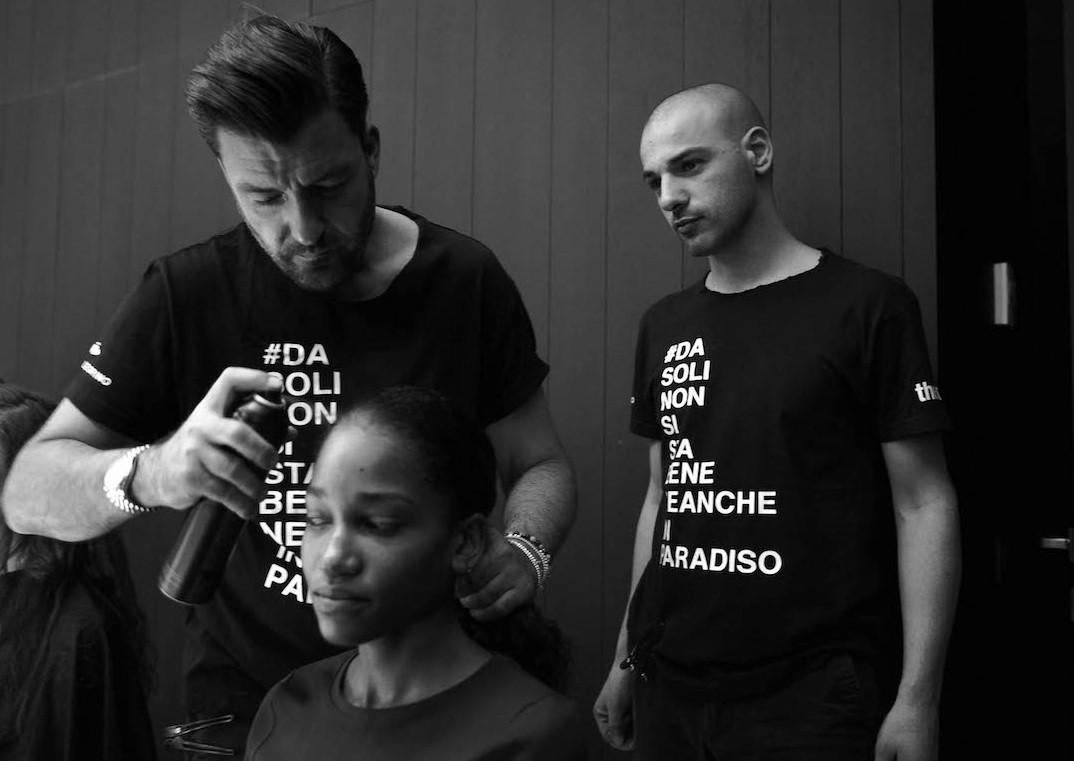 Fashion night siciliana al Capo dei Greci di Taormina con Toni Pellegrino