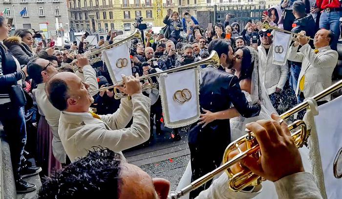 Il matrimonio di Tony Colombo, la Procura di Napoli apre un'inchiesta