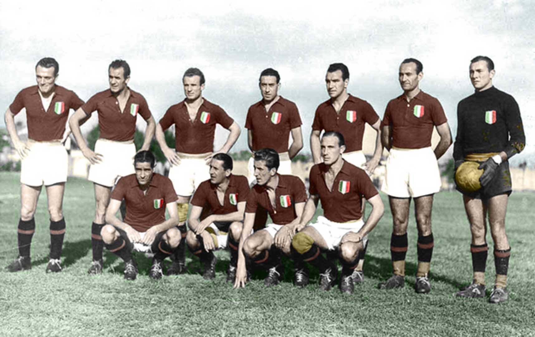 Calcio, il museo itinerante del grande Torino arriva a San Cataldo