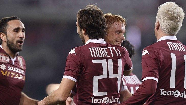 Coppa Italia, il Torino batte il Cesena 4 a 1 e agli ottavi trova la Juve