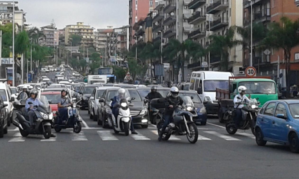 Terranostra chiede più vigili in strada a Catania con l'apertura delle scuole