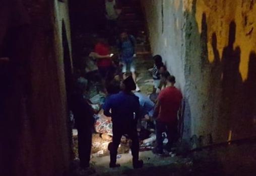 Tragedia a Messina, cade da un muretto e muore a 43 anni