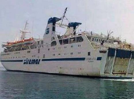 Navi-traghetto ferme nei porti: annullate partenze per Ustica e isole Eolie