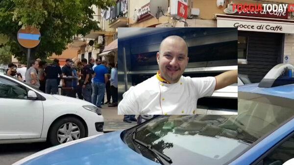 Titolare di un bar ucciso durante una rapina, 5 arresti a Foggia