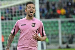 Il Palermo in ritiro a Coccaglio in attesa della gara contro il Bologna