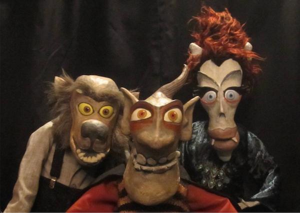 "San Martino Puppet Fest a Siracusa, in scena ""Transylvania circus"""