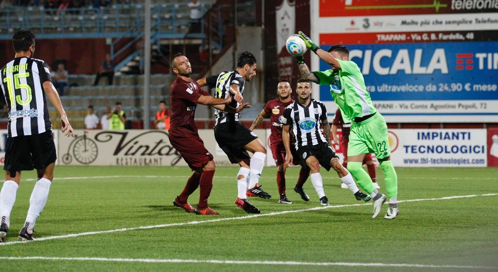 Scatta la vendita dei biglietti per il derby Sicula  Leonzio - Trapani