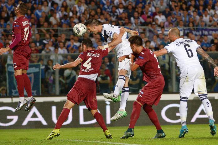 Mazzata per il Trapani, perde a Brescia e retrocede in Lega Pro: il Verona torna in serie A