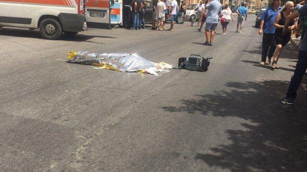 Omicidio stradale, donna uccisa a Trapani: giovane in cella
