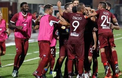 Trapani, debutto col botto: tre gol alla Reggina: vince pure il Matera