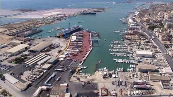 Porti, a Trapani nuovo terminal per le navi da crociera