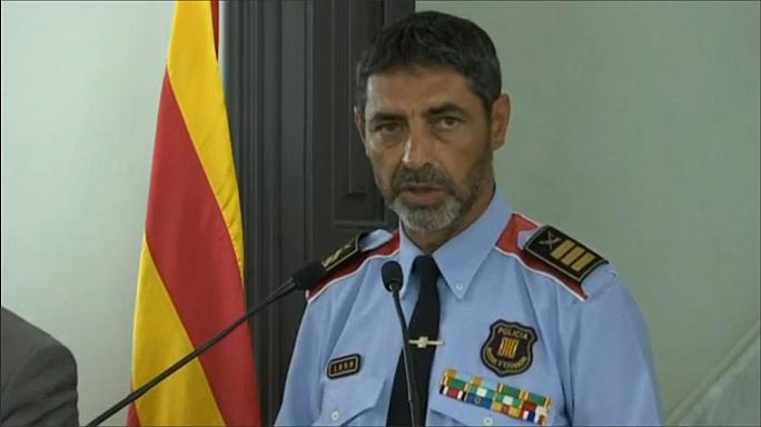Catalogna, l'Accusa chiede il carcere per il capo dei Mossos