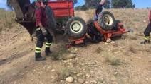 Incidenti sul lavoro: 62enne muore schiacciato dal trattore nell'Agrigentino