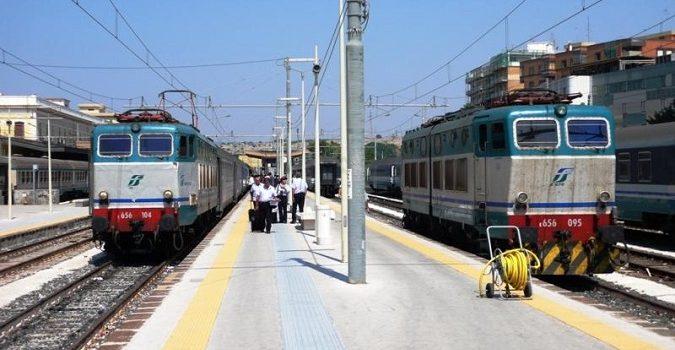 Ferrovie, chiusa dal 18 giugno al 10 settembre la tratta Catania - Siracusa: la Cgil invita alla mobilitazione