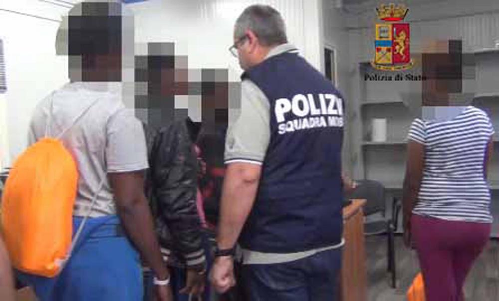 Tratta di essere umani a Ragusa, due donne arrestate