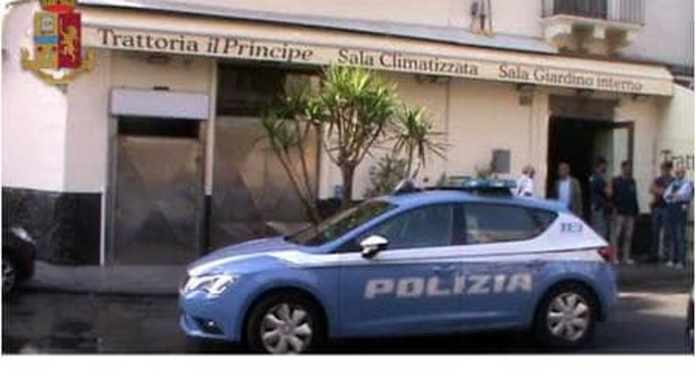 Catania, in carcere titolare della 'Trattoria del principe'