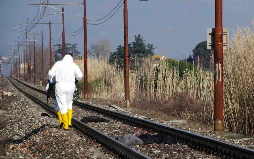 Travolto da un treno in Calabria, un 52enne tedesco