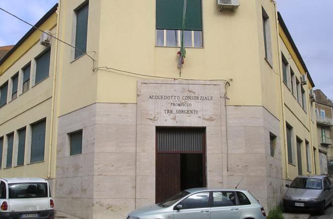 Acqua, la Regione commissaria il consorzio Tre sorgenti Canicattì