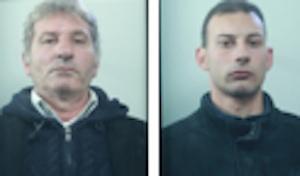 Sorpresi a rubare in un'officina di Tremestieri: due arresti