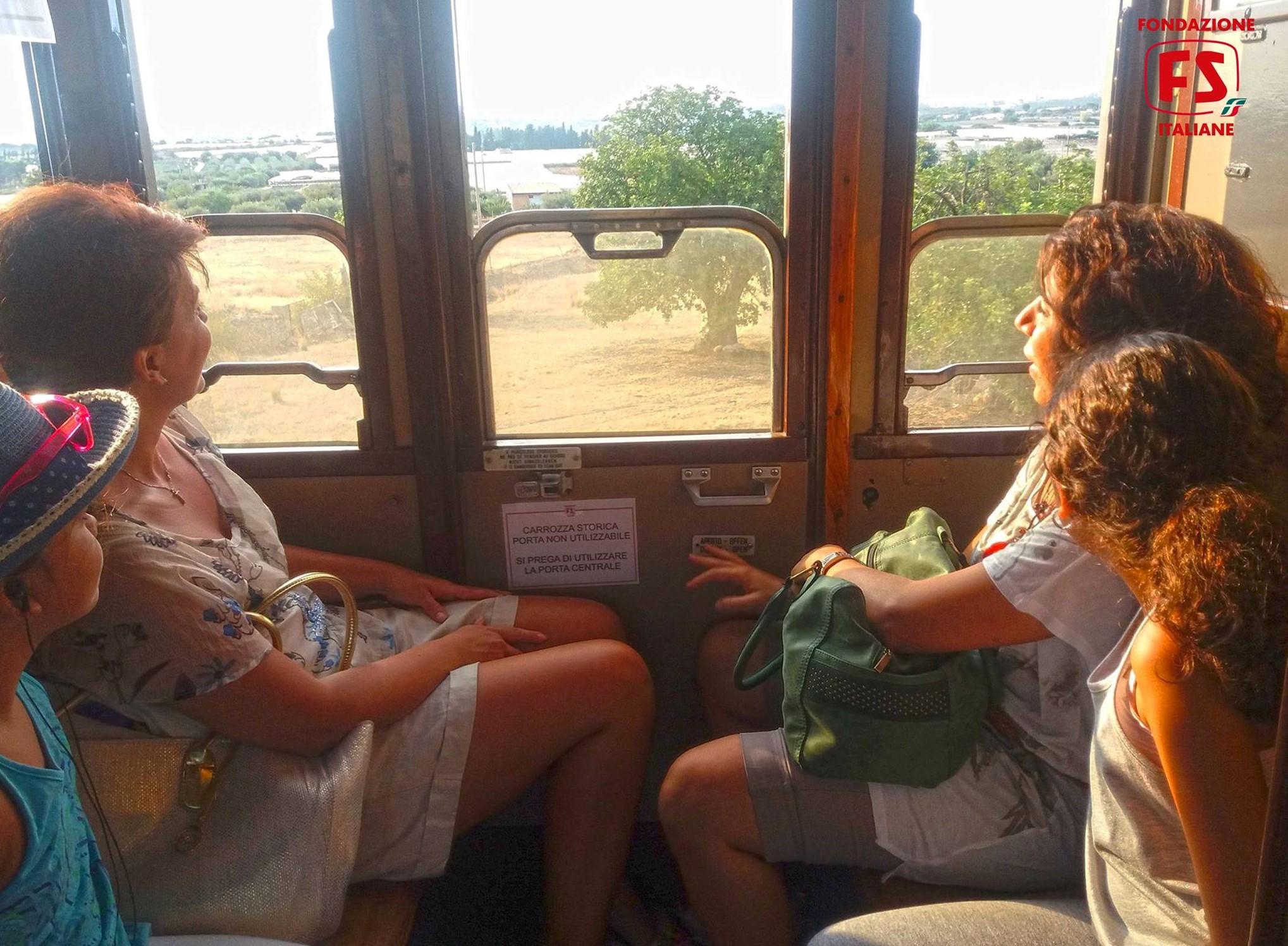 Treni storici del gusto: tappe ad Agrigento, Catania, Siracusa, Noto e Modica