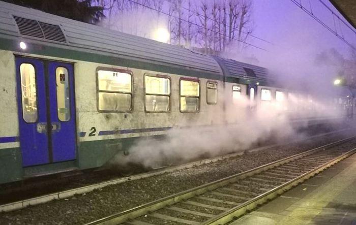 Deraglia vagone Treno Napoli - Benevento, aperta un'inchiesta