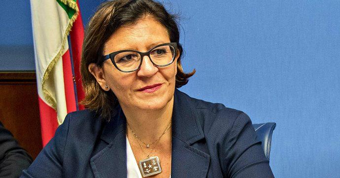 Ex Ministra Elisabetta Trenta dice addio al M5s