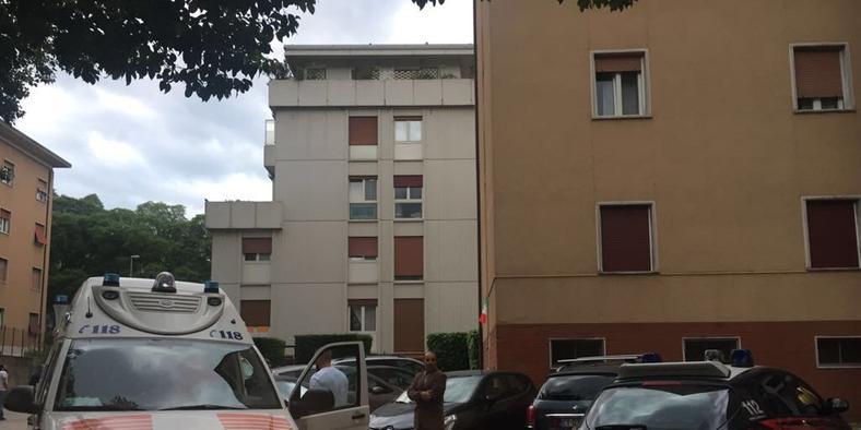 Trento, cade da una finestra: morta bimba di un anno